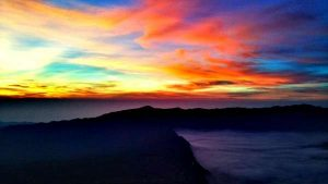 Gunung Bromo - pemandangan Gunung Bromo