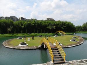 tempat wisata kuliner di Jogja - Banyu Mili Contry Club