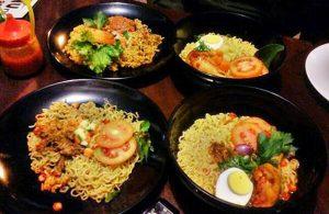 tempat wisata kuliner di Jogja - Mie Telap 12