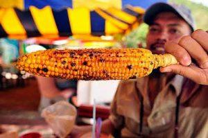 tempat wisata kuliner di Malang - Café Jagung Jaya Abadi