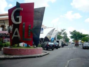 Tempat Wisata Kuliner di Surabaya - G-Walk