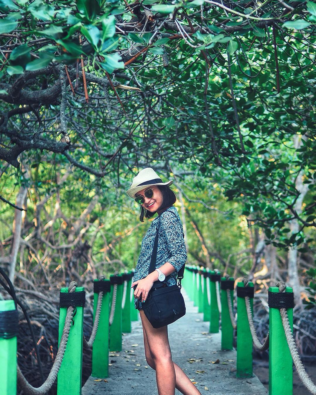 wisata Banyuwangi - Mangrove Bedul Ecotourism (rahmimimi)