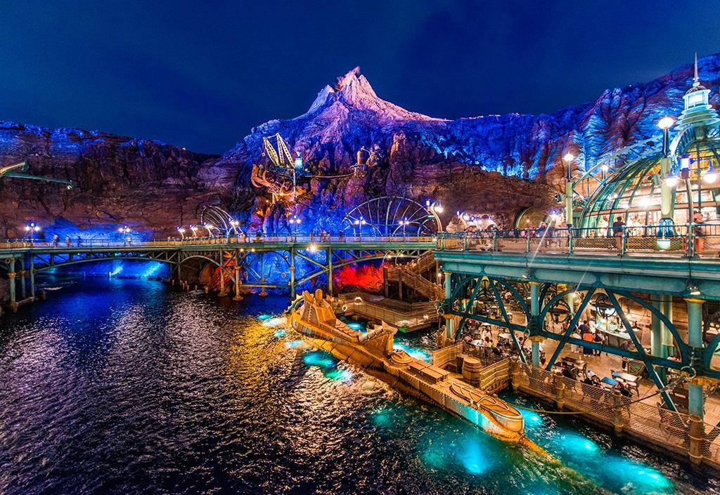 Tokyo Disneysea - wisata Jepang