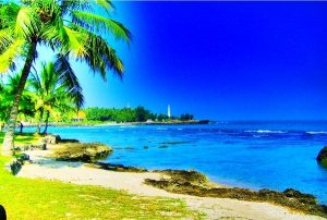 Salah satu sudut terbaik menikmati Pantai Anyer