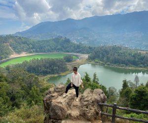 Wisata Dieng Wonosobo - Telaga Warna (naonomnom)