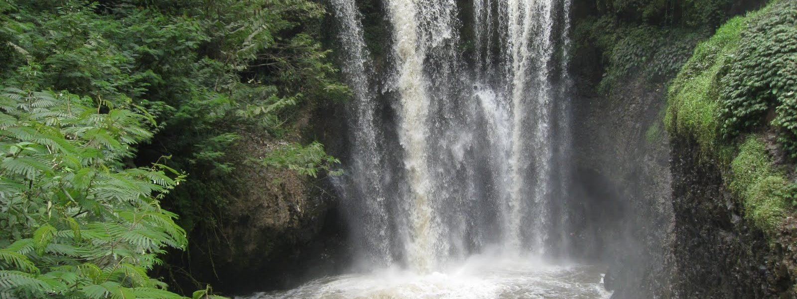Air terjun Maribaya Bandung