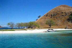 pantai di Taman Nasional Baluran