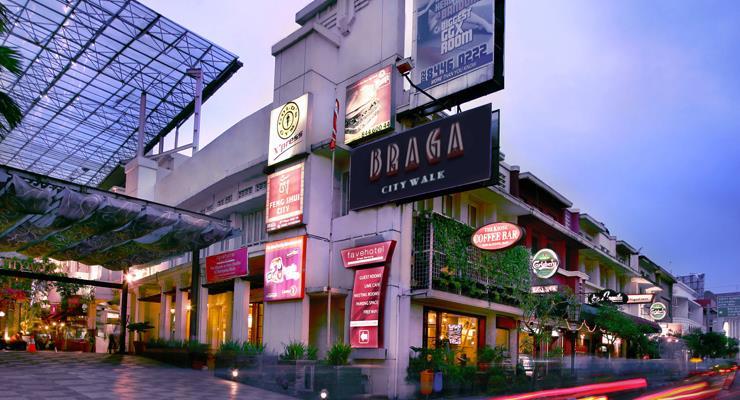 Braga City Walk Mall