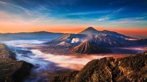 Tempat Wisata Alam di Indonesia - Gunung Bromo (Jawa Timur)