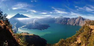 Gunung Rinjani (Pulau Lombok)