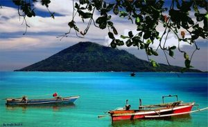 Tempat Wisata Alam di Indonesia - Taman Laut Bunaken (Sulawesi Utara)