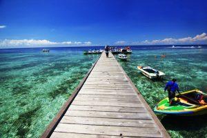 Pantai Derawan, Kalimantan Timur