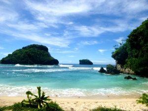 Pantai Goa Cina, Malang (ditadwipariwisata)