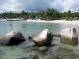Gambar 4: Pantai Trikora