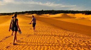 The Sand Dunes tempat wisata di vietnam