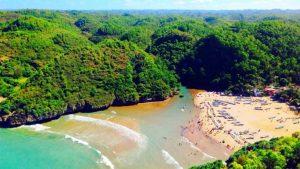 Pantai Baron, Gunung Kidul, Yogyakarta (hargatiket)