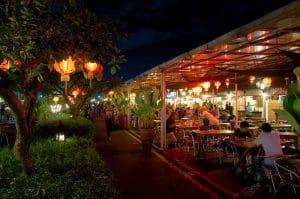 Paskal Food Market - tempat wisata kuliner bandung