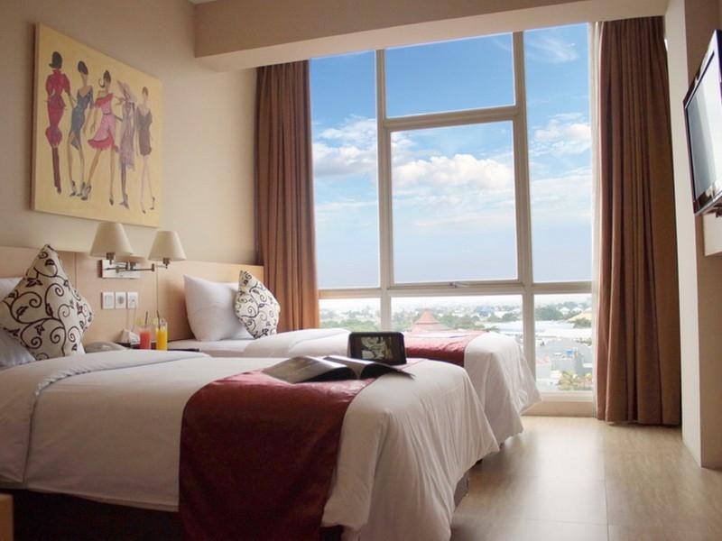 BTC Hotel - hotel bandung