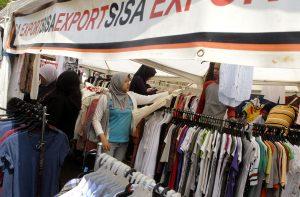Tempat Wisata Belanja di Bandung - Pasar Jumat Pusdai