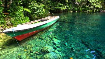 Danau Labuan Cermin, Kalimantan