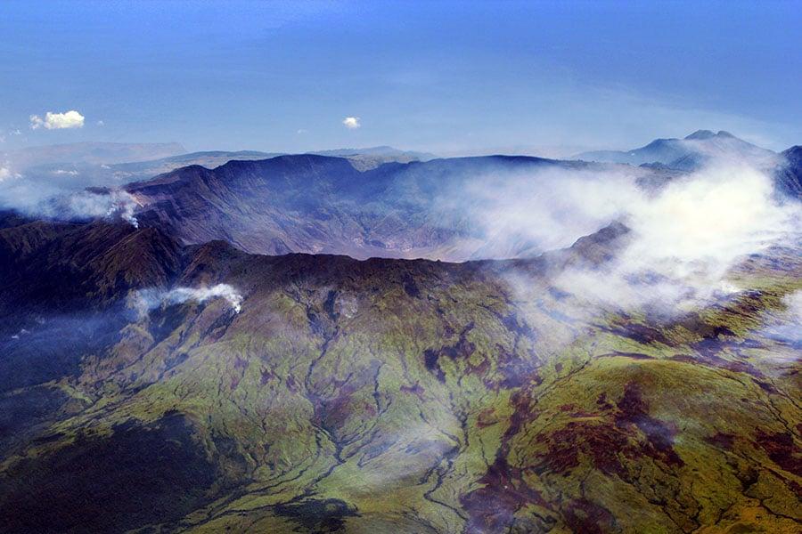 Gunung Tambora, Sumbawa (Kiddle)