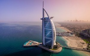 Tempat Wisata di Dubai - Burj Al Arab