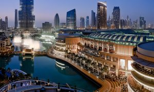 Tempat Wisata di Dubai - Dubai Mall