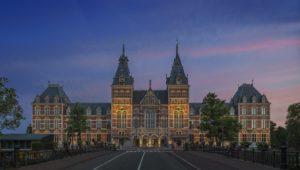 tempat wisata di Belanda - Rijksmuseum