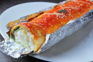 kuliner bogor - Lasagna Gulung