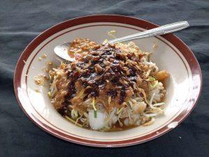 kuliner bogor - Toge Goreng Mang Gebro