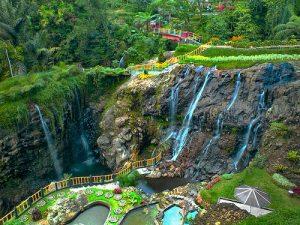 Kawasan Wisata Baturaden - Banyumas