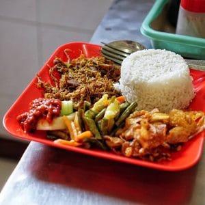 Nasi Empal Pengampon (sbykulinerinfo)