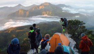 Mendaki Gunung Gede-Pangrango