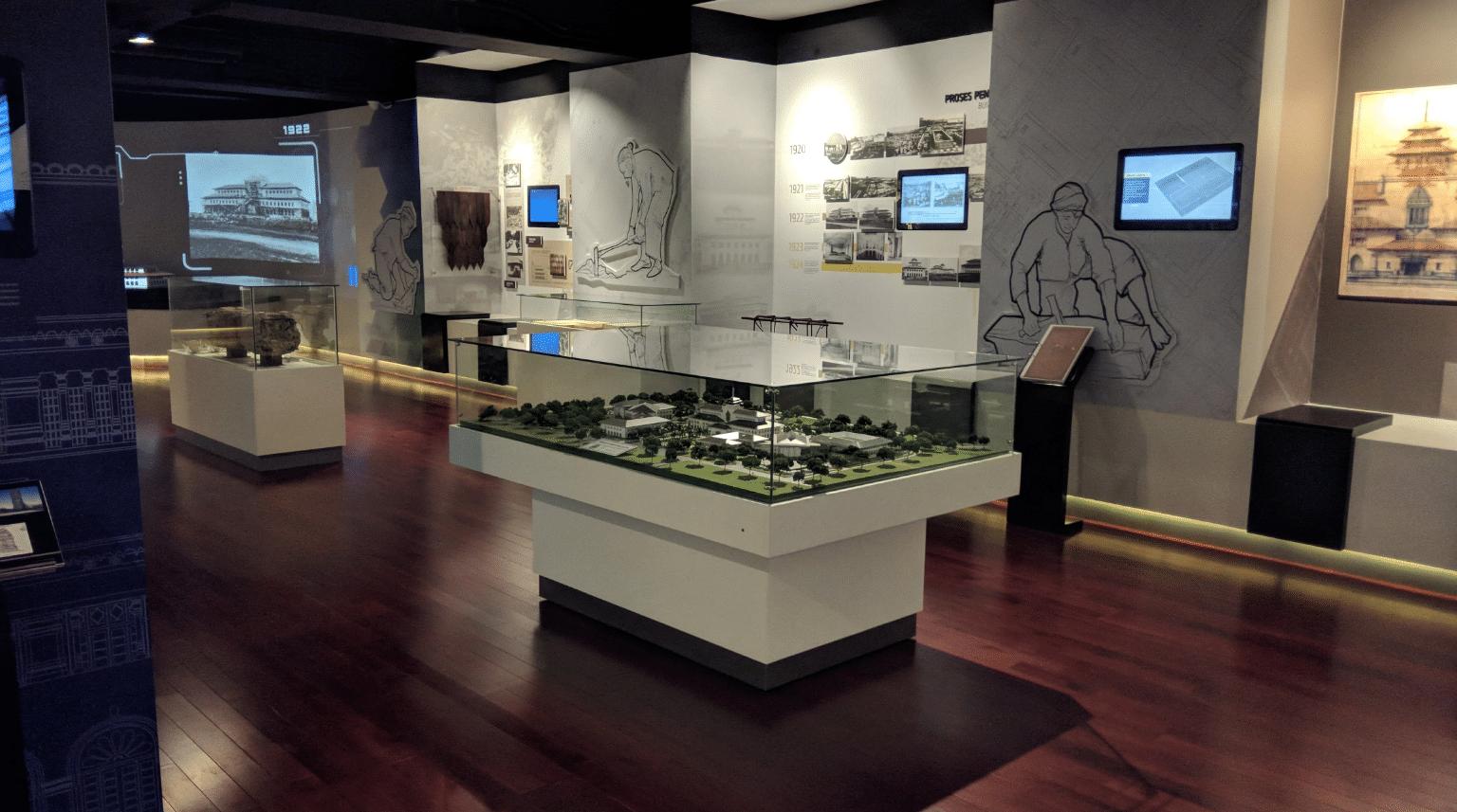 Museum Gedung Sate, Museum di Bandung (malvin)