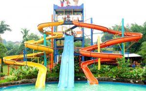 Tempat Wisata di Depok - Fantasy Waterpark