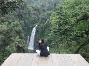 Tempat Wisata di Purwokerto - Curug Gomblang