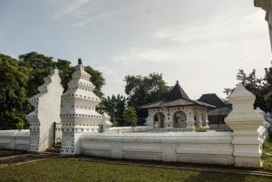 Tempat Wisata Cirebon - Keraton Kanoman