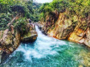 Tempat Wisata di Sentul - Leuwi Hejo