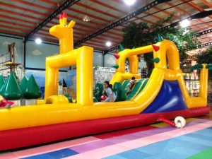 Little Jungle Playground