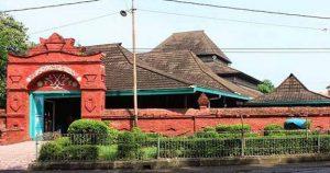 Tempat Wisata Cirebon - Masjid Agung Sang Cipta Rasa