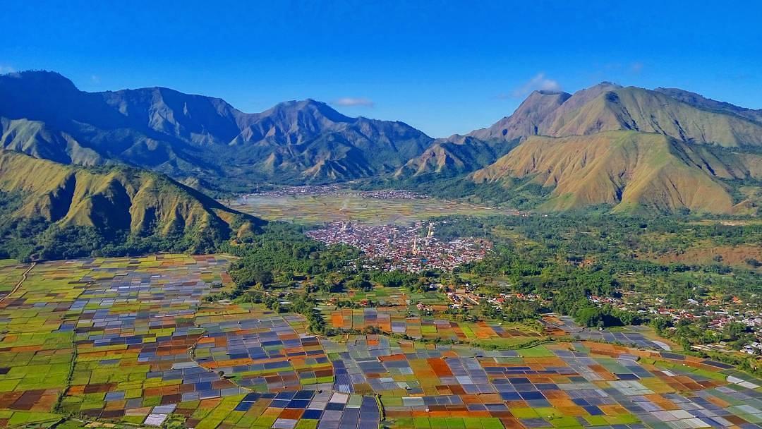 Wisata Lombok - Bukit Pergasingan