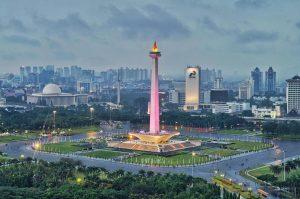 Monumen Nasional. Tempat wisata di jakarta