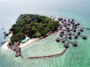 Pulau Bidadari. tempat wisata di jakarta