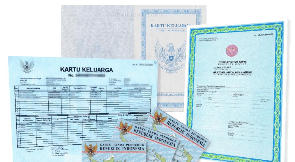 Dokumen lengkap paspor online