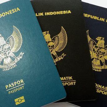 urus paspor