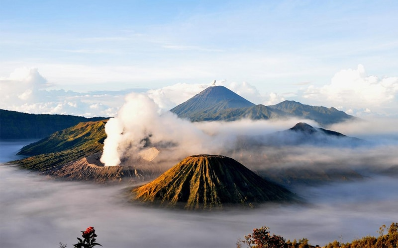 Gunung Bromo, Jatim