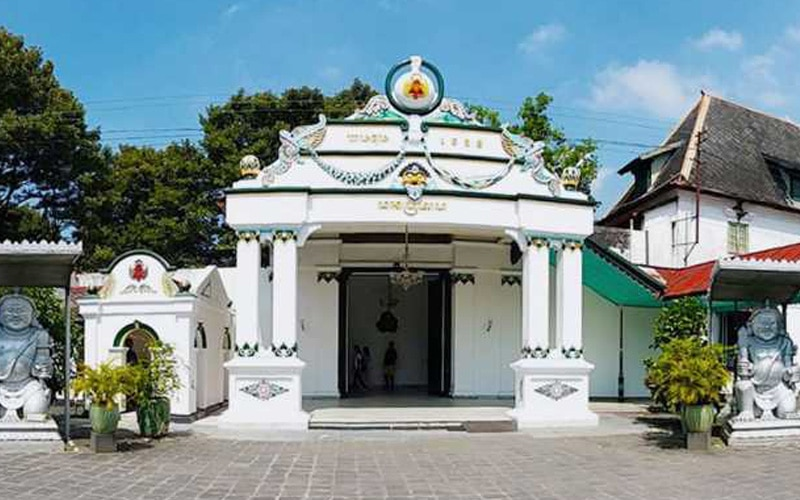 Museum Keraton Yogyakarta, Jogja