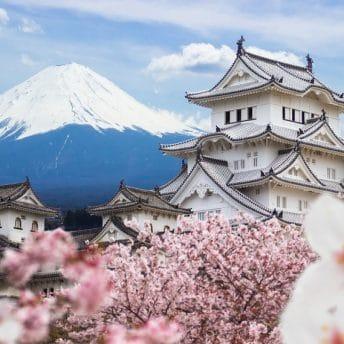 Gunung Fuji Jepang