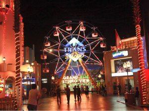 Wahana Seru Trans Studio Theme Park