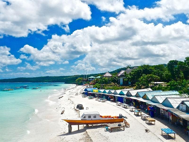 Lokasi Pantai Tanjung Bira